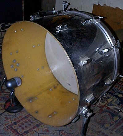 about drum sampling