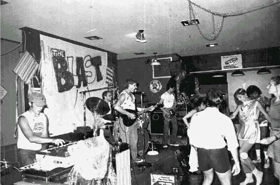 THE BLAST AT MULLIGAN'S 1982